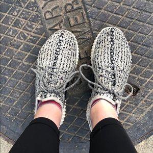 Yeezy style adidas sneakers